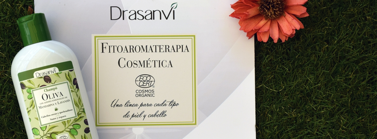 Champú de Oliva ecológico - Drasanvi | Fitoaromaterapia cosmética