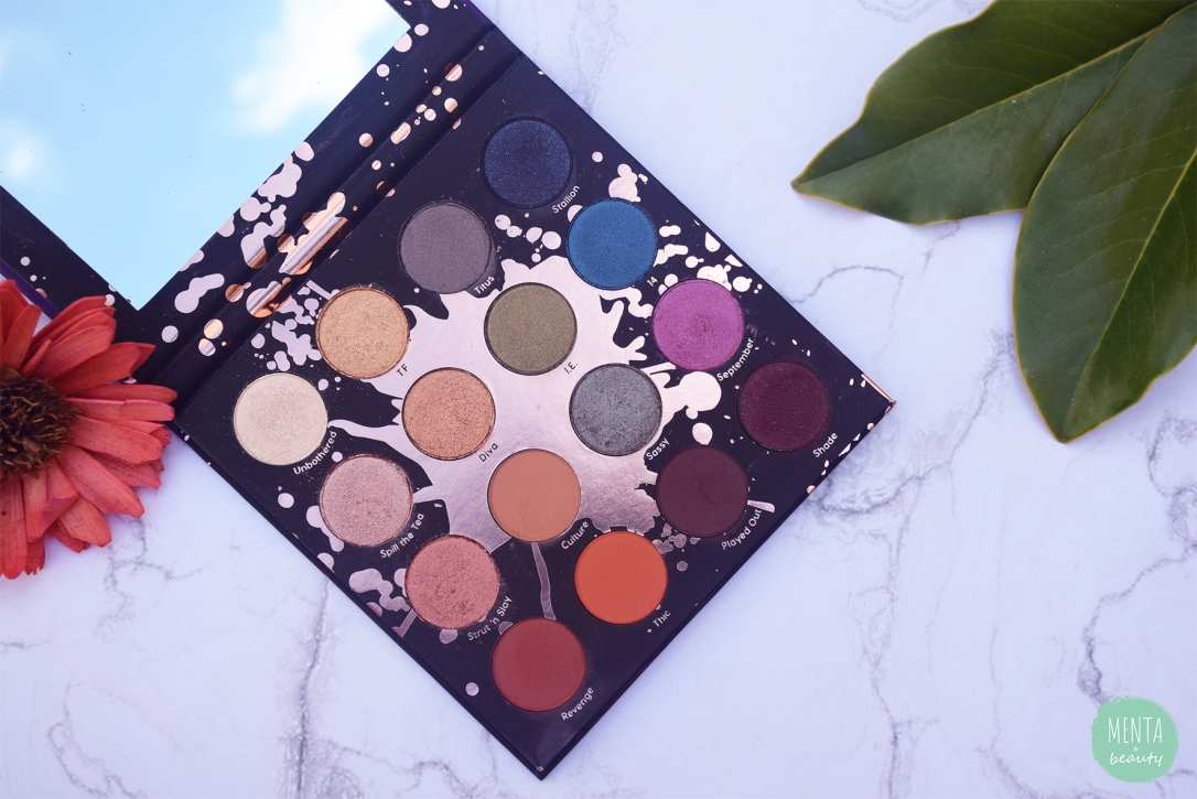 Paleta Colourpop Perception Shayla x Colourpop