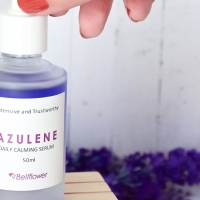 Azulene Daily Calming - Bellflower | Un serum totalmente azul