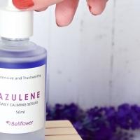 Azulene Daily Calming - Bellflower | Un serum totalmente azul
