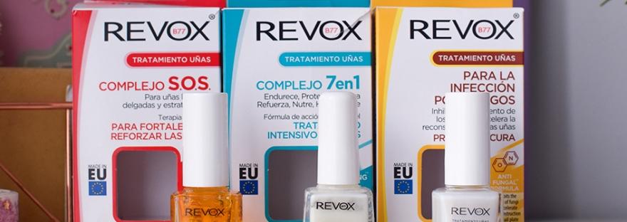 Tratamiento uñas Revox